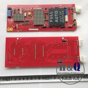 Hyundai Elevator Display Board HIPD-CAN V3.2 262C193
