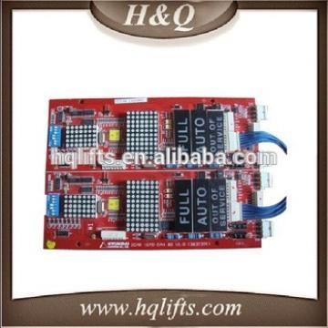 hyundai LVDP ber 1.1 HLC 204 DWG 285C033G01, hyundai elevator pcb 285C033G01