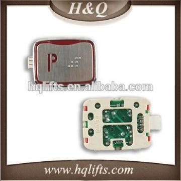 LG-SIGMA Elevator Parts elevator braille button