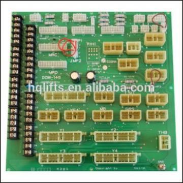 LG-sigma Elevator electrical wiring board DOM-145