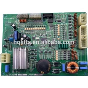 LG Elevator door motor board DCD-230 lg board