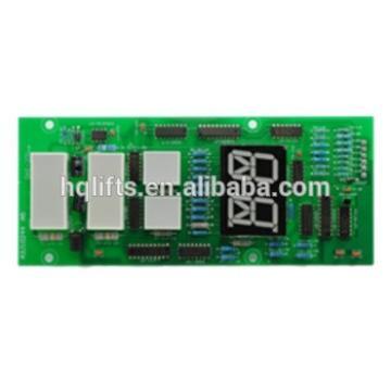 LG Elevator parts, elevator COP display board DHI-201