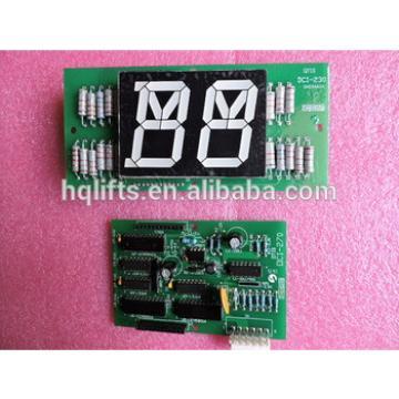 LG-sigma elevator display board DCI-230 elevator board panel