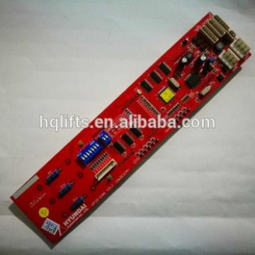 Hyundai Elevator Board HIPD-CAN Elevator PCB Display Board