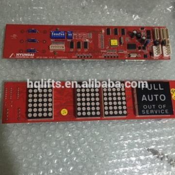 HYUNDAI Elevator Displays PCB Board HIPD-CAN 262C219