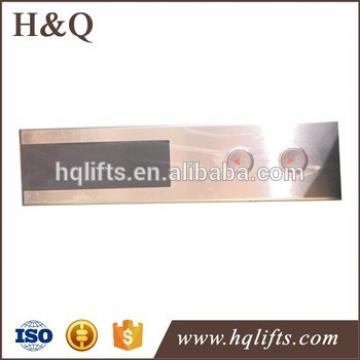 Hyundai elevator call panel ,cop HIP-D841