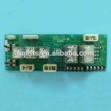 LG-Sigma Elevator PCB DOR-131 Contactor Board