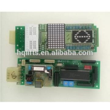 mitsubishi GPS-2 elevator cop board, elevator display boards, elevator control board panel LHH-100AG24