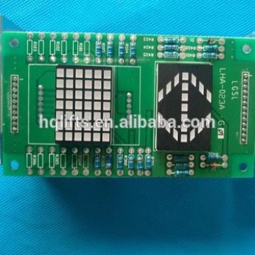 mitsubishi lift board LHA-023AG mitsubishi panel board, mitsubishi control board