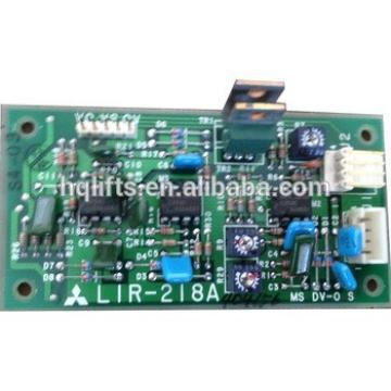 mitsubishi elevator board LIR-218A mitsubishi control board, mitsubishi panel board
