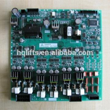mitsubishi elevator drive board, mitsubishi pcb board KCR-1021C