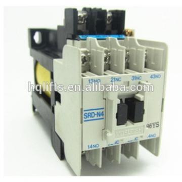 mitsubishi elevator contactor SRD-N8, SRD-N8,mitsubishi elevator contactor lock point