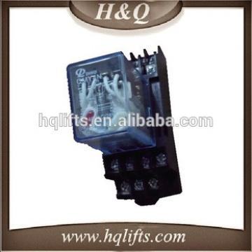 Factory of Elevator Relay JZX-22F1Electric Relay Connector