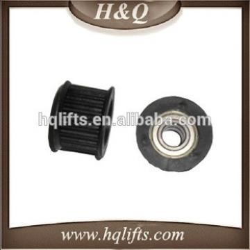 Elevator door belt pulley lift roller elevator wheel OD=30 L=5M