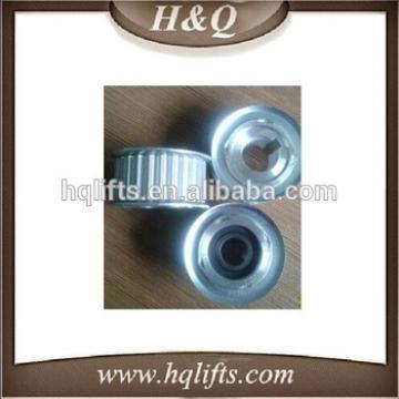 Elevator Belt Roller Lift Belt Sheave elevator parts