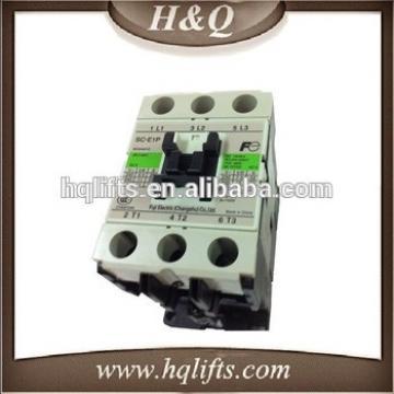 fuji elevator contactor SC-4-1,fuji elevator relay contactor