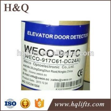 Elevator Light Curtain WECO-917C61-DC24A Door sensor