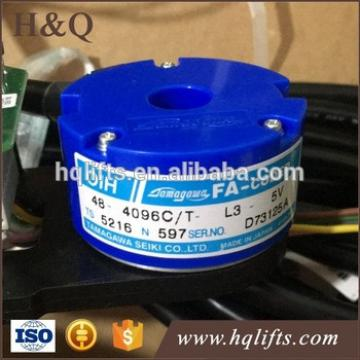 tamagawa Elevator Encoder TS5216 N597 OIH Encoder TAA27076TF3 TS5216N584