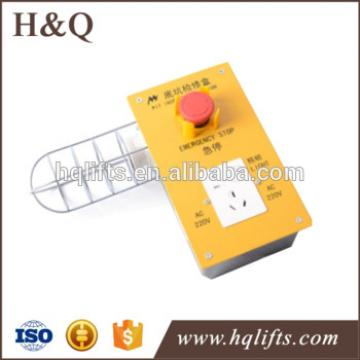 General Inspection Box lift Checking box elevator spare parts